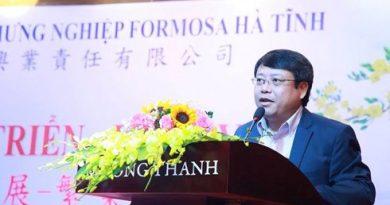 Thu hơn 2,6 tỉ đô, Formosa đóng ngân sách gần 7,4 ngàn tỉ