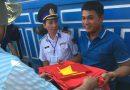 Cứu 32 ngư dân Trung Quốc trên vùng biển Trường Sa