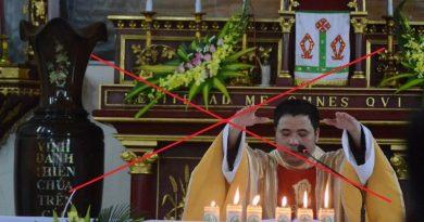 Đặng Hữu Nam Khoác áo linh mục, sao lại làm điều đi ngược với lợi ích của dân tộc, hại dân, hại nước