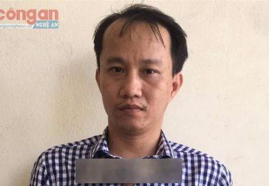 Nghệ An: Khởi tố tên khủng bố Việt Tân Nguyễn Quang Vinh
