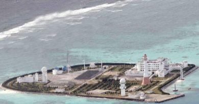 Truyền thông Mỹ: Trung Quốc đang xây dựng các cơ sở bí mật để kiểm soát Biển Đông