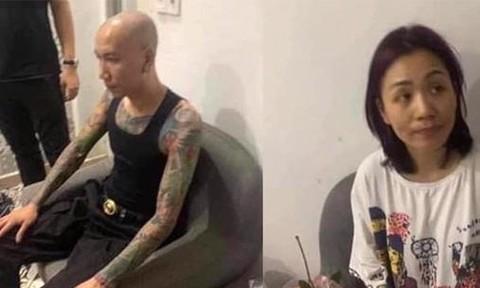 """Công an Hà Nội bắt vợ chồng """"giang hồ mạng"""" Phú Lê"""
