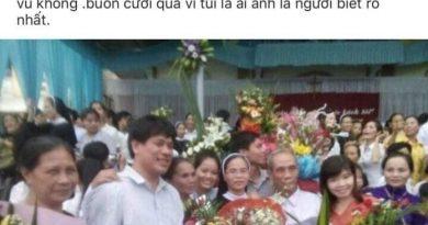 Sự thật đằng sau bộ mặt chống đối chính quyền của linh mục Nguyễn Văn Hùng