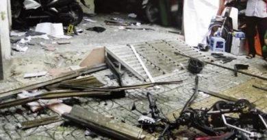 """Xét xử nhóm khủng bố """"Triều Đại Việt"""" đánh bom trụ sở công an khiến 2 người bị thương nặng"""