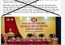 Linh mục Nguyễn Ngọc Nam Phong lợi dụng tình hình lũ lụt để xuyên tạc, chống phá Đại hội Đảng các cấp