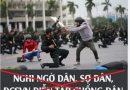 Thủ đoạn nguy hiểm của tổ chức khủng bố Việt Tân