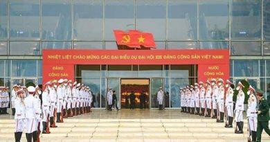 Nhiều phương tiện truyền thông thế giới đưa tin về Ðại hội XIII của Ðảng Cộng sản Việt Nam