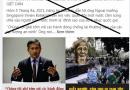 Việt Tân lại tấu hài trên mạng xã hội khi đánh đồng vụ án Đồng Tâm với biểu tình ở Myanmar