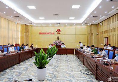 Nghệ An sẽ đón khoảng 1.000 công dân từ TP. Hồ Chí Minh trở về quê trong đợt 1