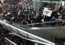 Sân bay Hong Kong đóng cửa vì hàng nghìn người biểu tình tràn vào