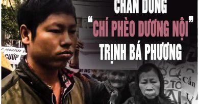 """Chân dung """"chí phèo Dương Nội"""" Trịnh Bá Phương"""