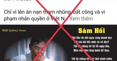 Tên phản động Trần Đức Thạch sắp bị Tòa án đưa ra xét xử tại Nghệ An: chung thân hay tử hình?