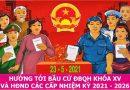 Cảnh giác với thông tin xuyên tạc chống phá bầu cử đại biểu Quốc hội và HĐND các cấp nhiệm kfy 2021 – 2026