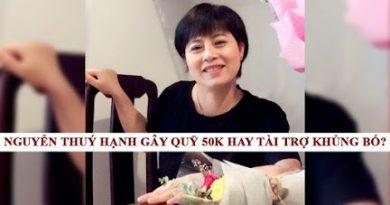 Chân dung tên phản động Nguyễn Thúy Hạnh vừa bị bắt