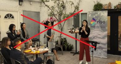 """Từ VOICE đến RISE: """"Bình mới rượu cũ"""" của Việt Tân"""