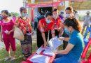 Cử tri toàn tỉnh Nghệ An đi bầu cử đạt 98,8%