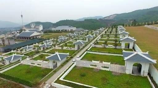 Công viên nghĩa trang sinh thái vĩnh hằng ở Hưng Nguyên: An toàn cho người sống, thanh thản cho người đã khuất